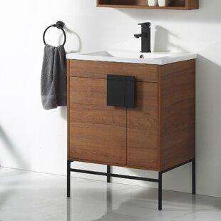 Modern Free Standing Bathroom Vanities Allmodern
