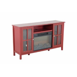 Almanzar Glass Farm Door Electric Fireplace by Canora Grey SKU:CB924945 Shop