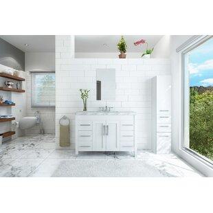 Best Price Edgardo 47.5 Single Bathroom Vanity Set ByIvy Bronx