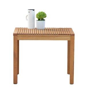 Whitt Wooden Bistro Table By JanKurtz
