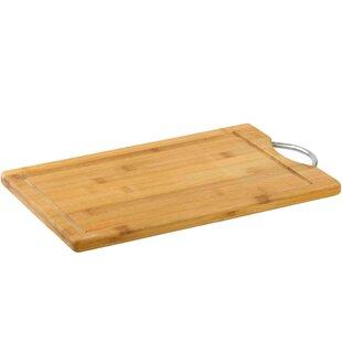 Bamboo Cutting Board with Juice Well