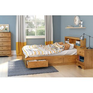 Compare & Buy Little Treasures Mate's Bed with Storage by South Shore Reviews (2019) & Buyer's Guide