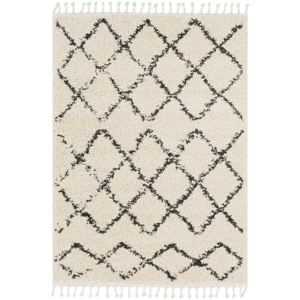 Langley Street Roger Modern Bohemian Rectangle Ivory/Brown Area Rug & Reviews by Langley Street