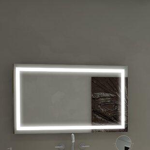 Paris Mirror Harmony Illuminated Bathroom / Vanity Wall Mirror