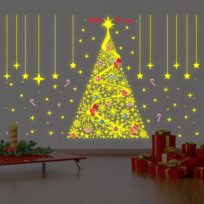Nice Christmas Wall Decor Photos - The Wall Art Decorations ...