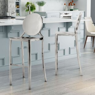 Counter  Bar Stool Set of 2 by Mercer41