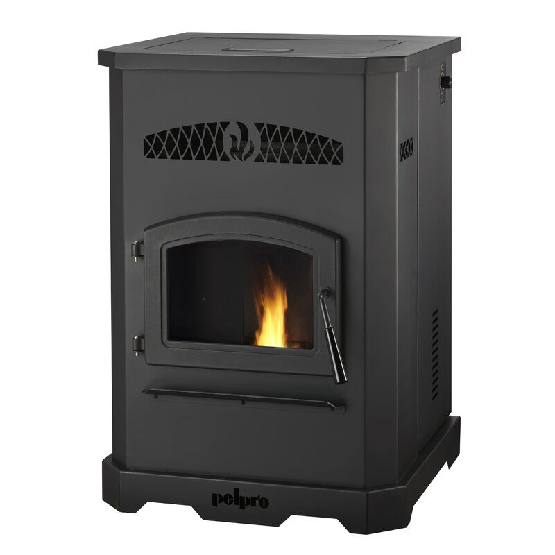 Direct Vent Wood Pellet Stove