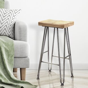Delicia 30 Bar Stool by Gracie Oaks