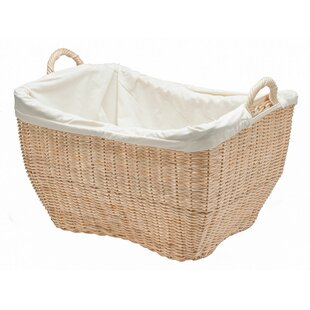 Kouboo Wicker Laundry Basket