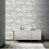 Roseau 10.05m x 53cm Textured Matte Wallpaper Roll
