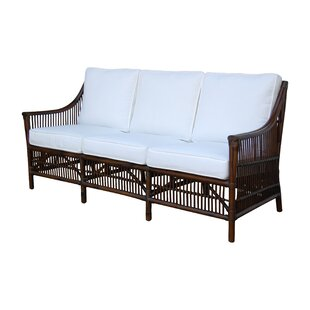Great Price Bora Bora Sofa by Panama Jack Sunroom Reviews (2019) & Buyer's Guide