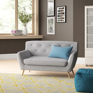 Trinity 2 Seater Loveseat By Zipcode Design