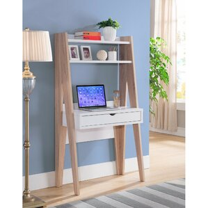 Leaning Ladder Desks Youll Love Wayfair