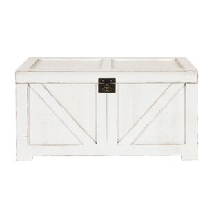 Lonan Farmhouse Storage Accent Chest