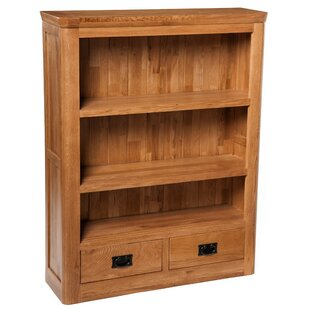 Demoss 120cm Bookcase By Union Rustic
