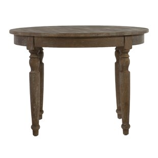 Reviews Patnaude Round Dining Table By One Allium Way
