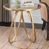 Ridgeville End Table by Joss & Main