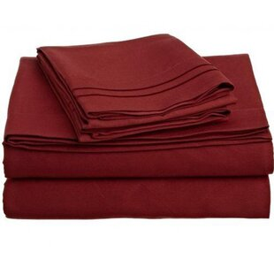 4 Piece Sheet Set