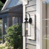Chicopee 2 - Bulb Glass Outdoor Wall Lantern