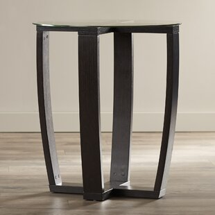 Great Price Werth End Table by Red Barrel Studio