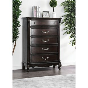 Gottlieb 5 Drawer Chest