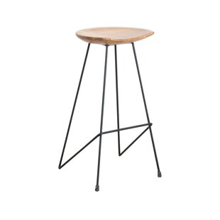 Carly 77cm Bar Stool By Williston Forge