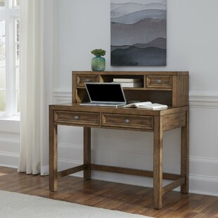 Milford Desk With Hutch by Canora Grey Purchase