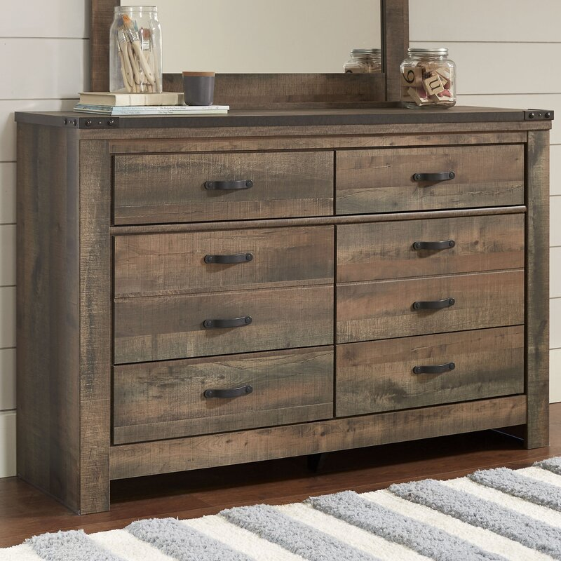 Armstrong 6-Drawer Double Dresser