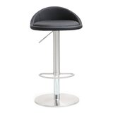 Mcgee Adjustable Height Swivel Bar Stool by Orren Ellis