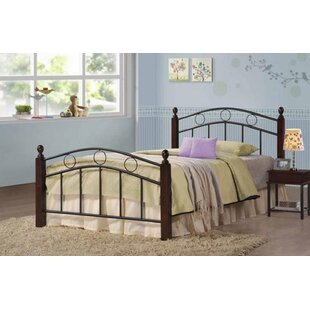 Shaughnessy Twin Platform Bed by Harriet Bee