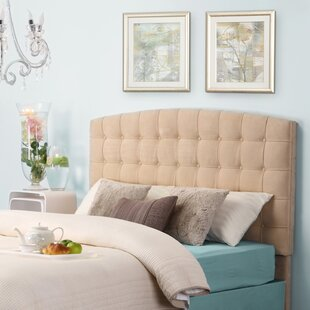 Best Upholstered Panel Headboard by Dorel Living