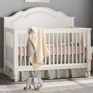 Harmony Grow with Me 4-in-1 Convertible Crib ByWendy Bellissimo by LC Kids
