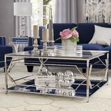 Edward Coffee Table with Storage by Willa Arlo Interiors