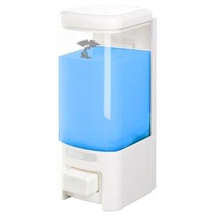 Plastic Shampoo Soap Dispenser