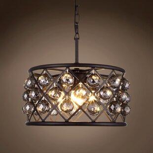 Rosdorf Park Lulsgate 4-Light Chandelier
