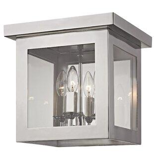 Darby Home Co Artus 4-Light Flush Mount