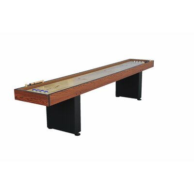 AirZone Play Shuffleboard Table Reviews Wayfair - 12 foot shuffleboard table for sale