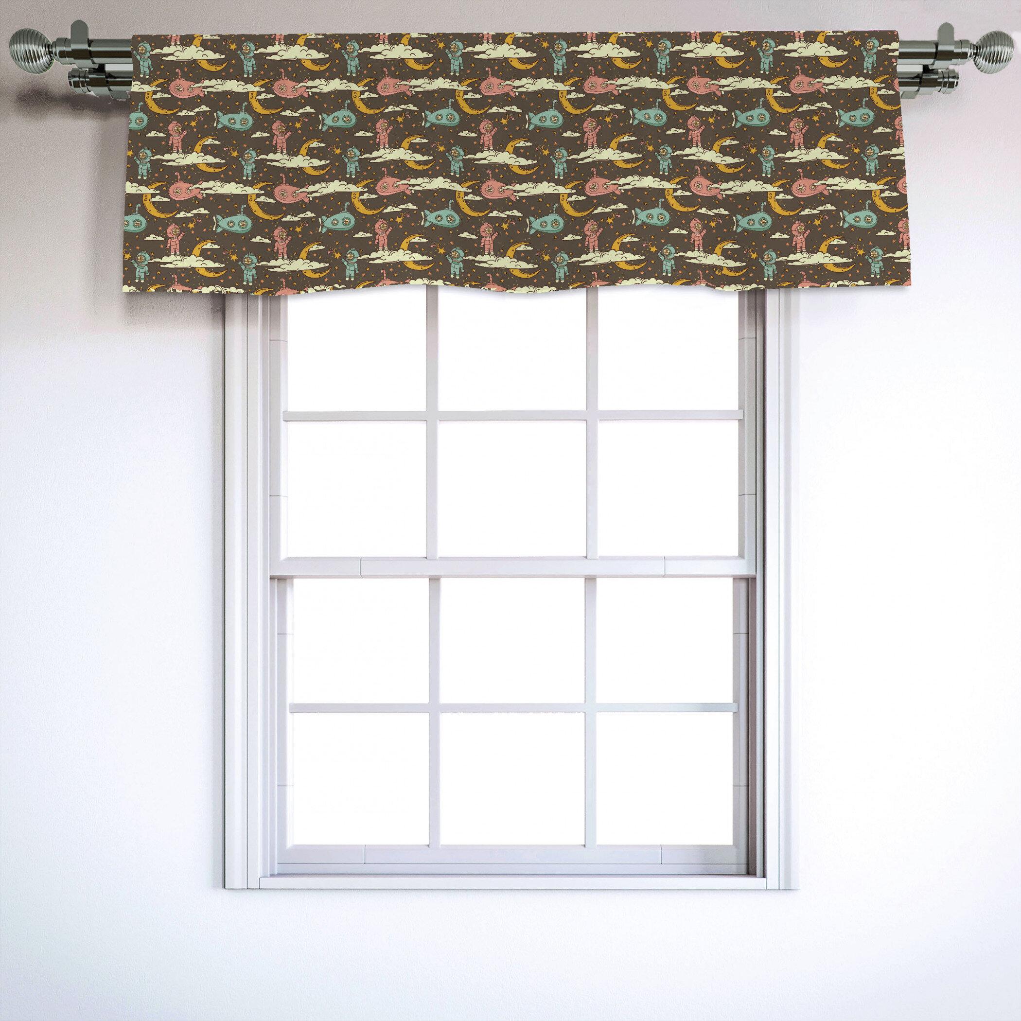 Adventure Nursery 54 Window Valance