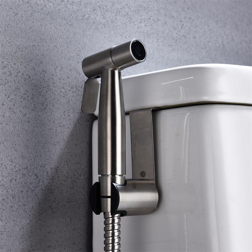 Olingsen Wall Mount Bidet Faucet Included Wayfair