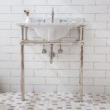 Gipson 30 Wall-Mounted Single Bathroom Vanity Set by Breakwater Bay