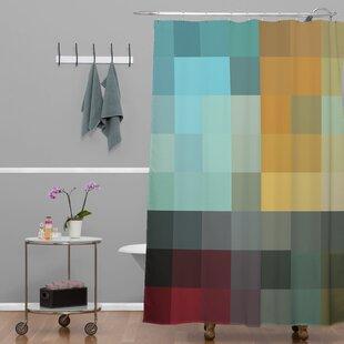 Madart Inc Refreshing 2 Shower Curtain ByDeny Designs