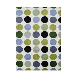Coupon Sunriver Hand-Tufted Green Area Rug By The Conestoga Trading Co.