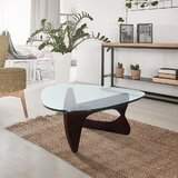 Abstract Scandinavian Coffee Tables You Ll Love In 2021 Wayfair