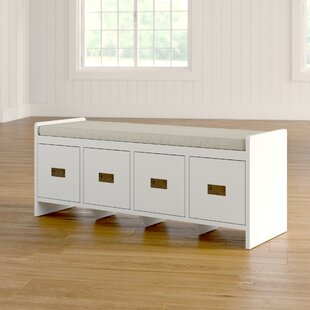 Whittenburg Upholstered Storage Bench by Darby Home Co