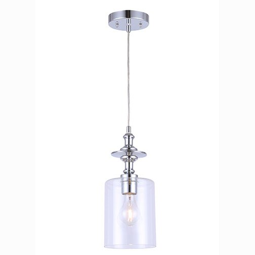 Breakwater Bay Humphries 1 Light Single Cylinder Pendant Wayfair