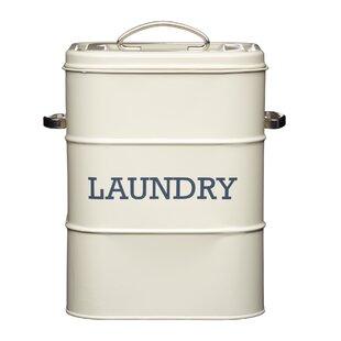 Living Nostalgia Laundry Bin By KitchenCraft