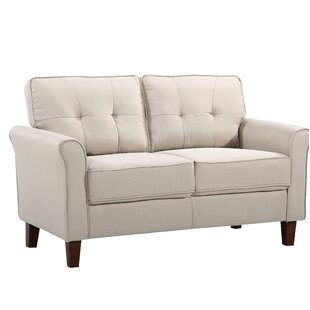 Aurelia Loveseat by Winston Porter Great Reviews