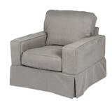 Elsberry Armchair by Rosecliff Heights