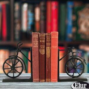 Buchstützen Bicycle von Elur