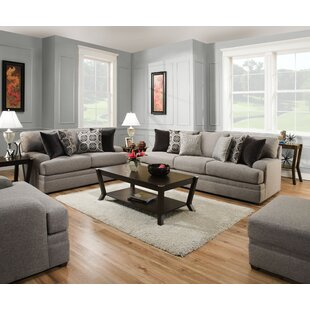 Price comparison Elienor Modern Configurable Living Room Set by World Menagerie Reviews (2019) & Buyer's Guide